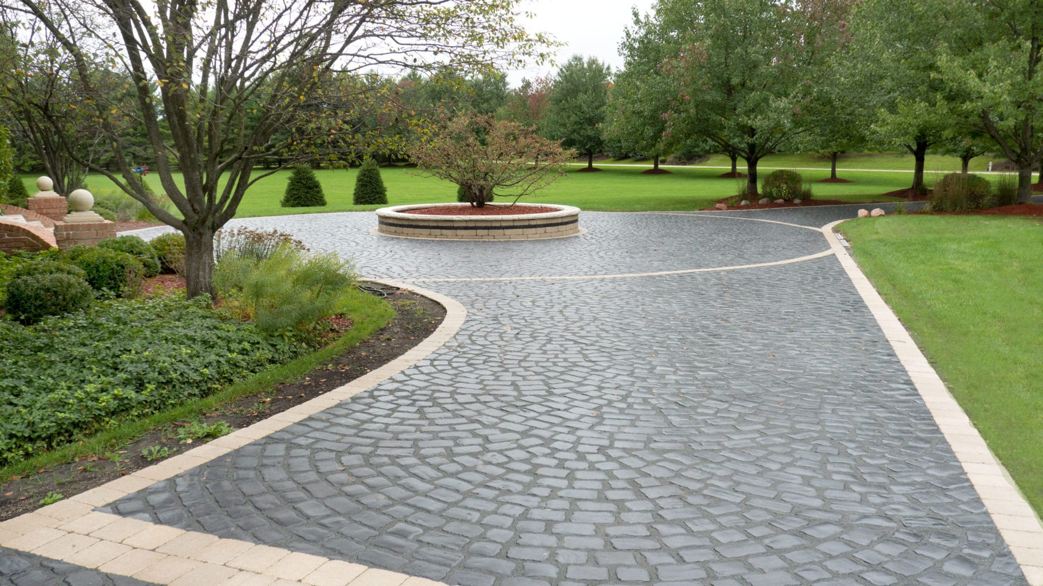 Landscape Contractor Project in South Barrington IL
